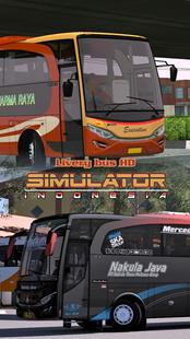Screenshots - Livery Bus HD Simulator Indonesia