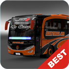 Livery bussid Agam Tungga Jaya (ATJ)