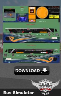 Screenshots - Livery Bussid Gunung Harta Update