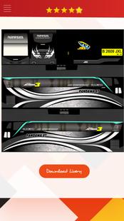 Screenshots - Livery Bussid Jetbus 3 SHD Update