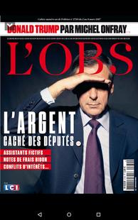 Screenshots - L'Obs - le magazine