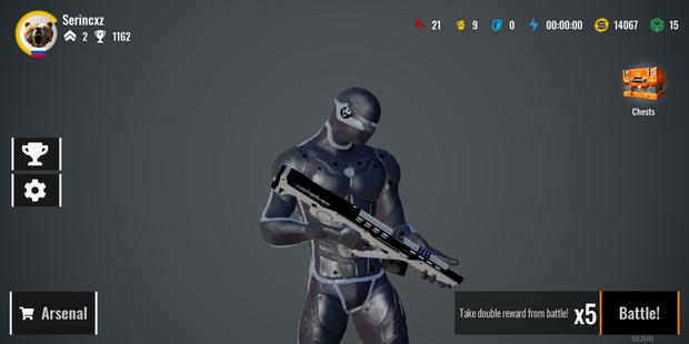 Screenshots - LOKA: Online Shooter