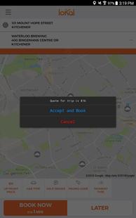 Screenshots - Lokal
