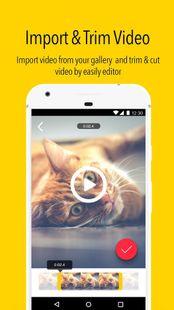 Screenshots - Loop8 Video Editor - Loop.Reverse.Speed.Filters