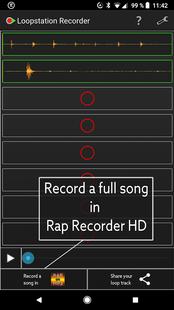 Screenshots - Loopstation Recorder