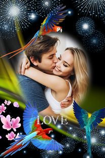 Screenshots - Love Bird Photo Frames - Love Photo Frames 2021