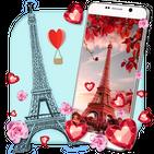 Love in Paris Live Wallpaper