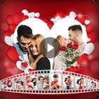 Love video maker with music - Photo Slideshow