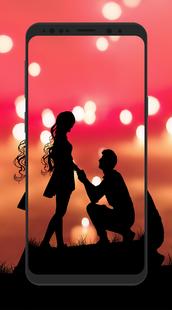 Screenshots - Love Wallpapers  4K Backgrounds