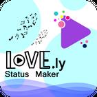 Love.ly - Lyrical Video Status Maker - MV Master