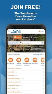 Screenshots - LSN: Buy, Sell, and Trade in Your Area