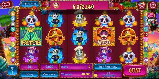 Screenshots - Luc7777:  Game bai doi thuong 2020