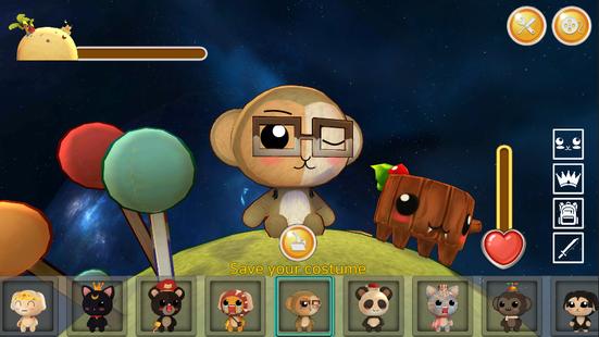 Screenshots - Lucid Cosmos