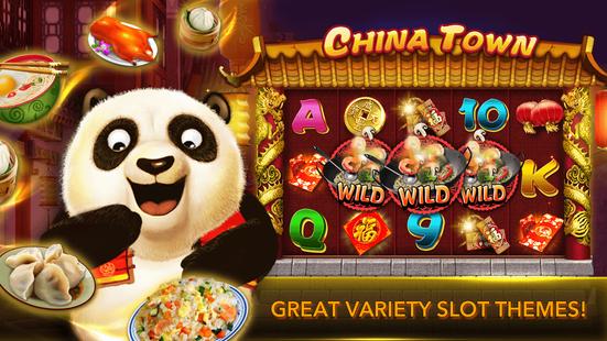 Screenshots - Luckyo Casino and Free Slots