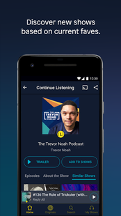 Screenshots - Luminary - Podcast App