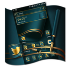 Luxury Pen Launcher Theme