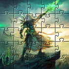 Magic Jigsaw Puzzles Free Games 🧩🧚⚔️🧩
