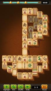 Screenshots - Mahjong Gold