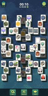 Screenshots - Mahjong Lotus Solitaire