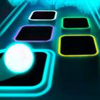Mamma Mia - ABBA Tiles Neon Jump