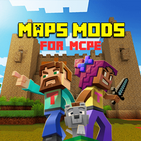 Maps Mod for MCPE - Mods Free