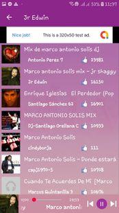 "Screenshots - ""Marco Antonio Solis"" - Musica"
