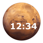 Mars Time