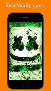 Screenshots - Marshmello Wallpaper Offline