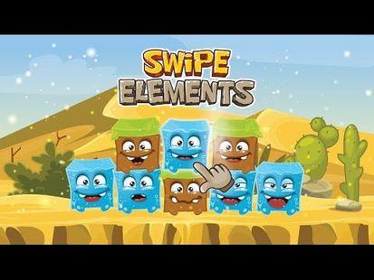 Video Image - Match-3 Elements