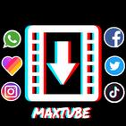 MaxTube: All Video Downloader HD 4k mp4 Downloader