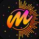 MBit Particle Lyrical Video Status Maker
