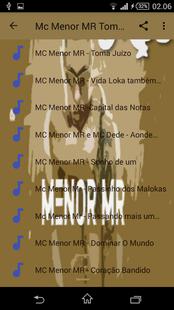 Screenshots - Mc Menor MR - Toma Juizo Offline 2020