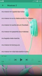 Screenshots - Mc Menor - Todas as músicas mp3 sem internet