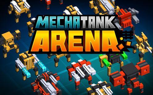 Screenshots - Mecha Tank Arena