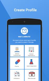 Screenshots - Mediclare Pro - Doctor Jobs | Nurse Jobs.