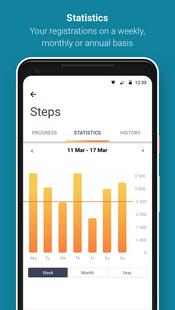 Screenshots - Mediq Health Coach