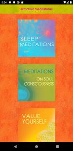 Screenshots - Meditation Lounge