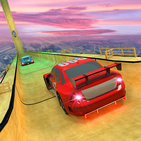 Mega ramp car racing stunts impossible Tracks