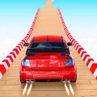 Mega Ramp Car Stunts - Impossible Stunt Car Games