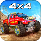 Mega Truck Race - Monster Truck Racing Game