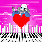 Megalovania Piano Tiles Game
