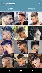 Screenshots - Mens Haircuts