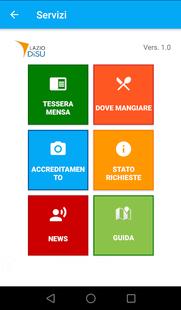 Screenshots - Mensa Card