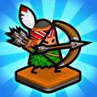 Merge Stone Age - Idle Heroes & War Click Tycoon APK