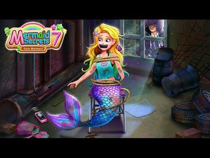 Video Image - Mermaid Secrets 7– Save Mermaids Mia