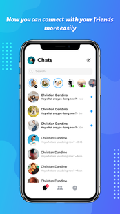 Screenshots - Messenger Prank, Text and Video Chat