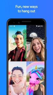 Screenshots - Messenger – Text and Video Chat for Free