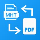 MHT/MHTML Viewer: MHT to pdf converter