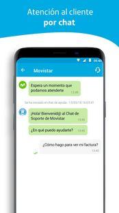 Screenshots - Mi Movistar Negocios Argentina