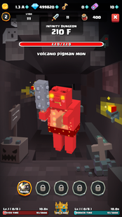 Screenshots - Mine Clicker-Reboot Edition ( Auto Idle tap game )